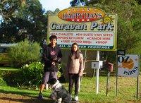 campervan park albany