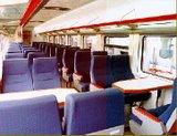 KTM 3rd class seating